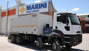 جديدة شاحنة الصهريج لنقل الإسمنت MARINI / basFALT - Цементораспределитель