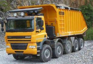 شاحنة قلابة GINAF HD5380T