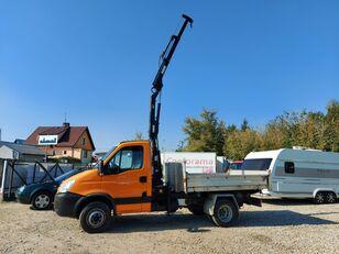 شاحنة قلابة IVECO 65c18 Daily Hiab 022-2 Wywrotka
