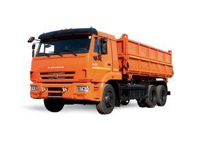 جديدة شاحنة قلابة KAMAZ 45143-6012-50