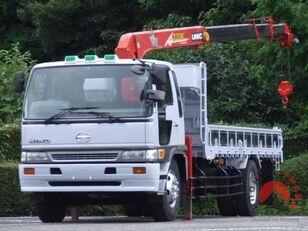 شاحنة مسطحة HINO Ranger