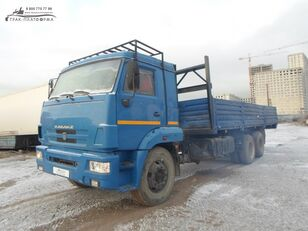 شاحنة مسطحة KAMAZ 65117