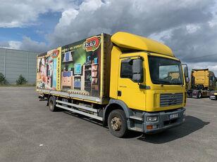 شاحنة مسطحة MAN TGM 15.240 , hydr čelo