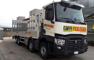 شاحنة مسطحة RENAULT C460