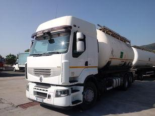 شاحنة نقل الطحين RENAULT PREMIUM 450 DXI