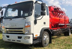 جديدة شاحنة نقل الوقود JAC Автотопливозаправщик АТЗ-8 на шасси JAC N 120