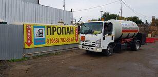 شاحنة نقل الغاز ISUZU