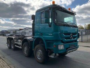 شاحنة ذات الخطاف MERCEDES-BENZ Actros 4146 8x8