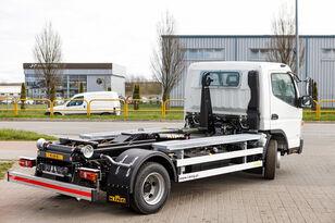 جديدة شاحنة ذات الخطاف Mitsubishi Fuso 9C18 AMT + KING HZ6R Hooklift