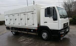 شاحنة توزيع البوظة MAN le 10.180