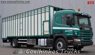 شاحنة نقل المواشي SCANIA 124G 420