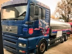 شاحنة نقل الألبان MAN TGA 26.410