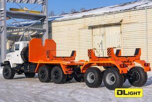 جديد شاحنة نقل الأنابيب KRAZ 6322-05