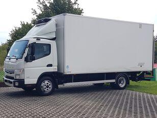 شاحنة التبريد MITSUBISHI FUSO CANTER 7C15 CHŁODNIA WINDA 10EP 4,98x2,11x2,09 MULTITEMPERA