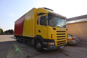 شاحنة التبريد SCANIA R420 6x2