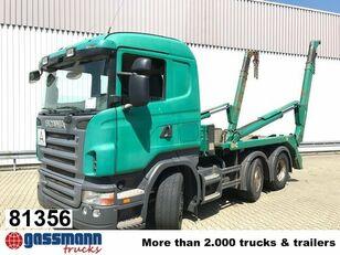 شاحنة نقل المخلفات SCANIA R420