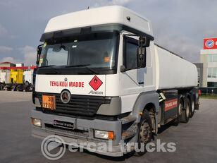 شاحنة الصهريج MERCEDES-BENZ 2005 AXOR 3228 ADR 8X2 EURO3 TANKER