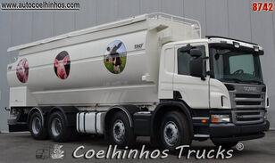 شاحنة الصهريج SCANIA P 380
