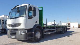 شاحنة نقل الأخشاب RENAULT Premium 380 DXI