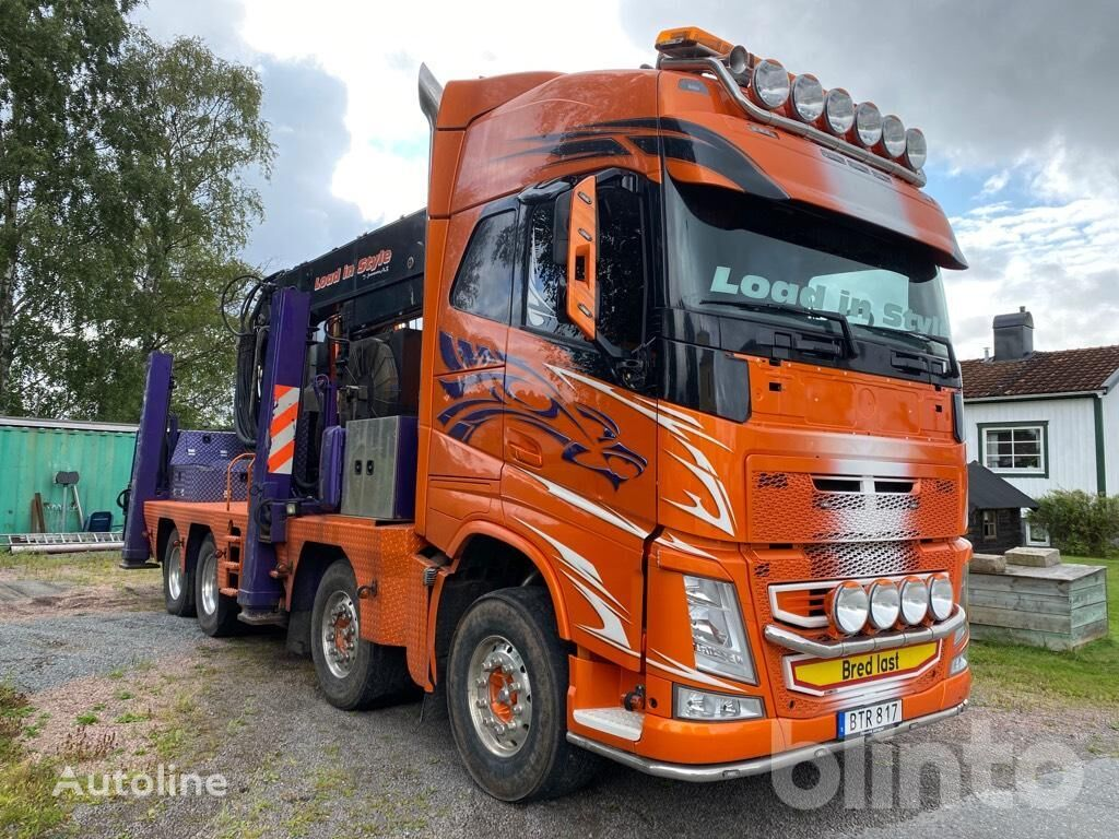شاحنة نقل الأخشاب VOLVO FH13
