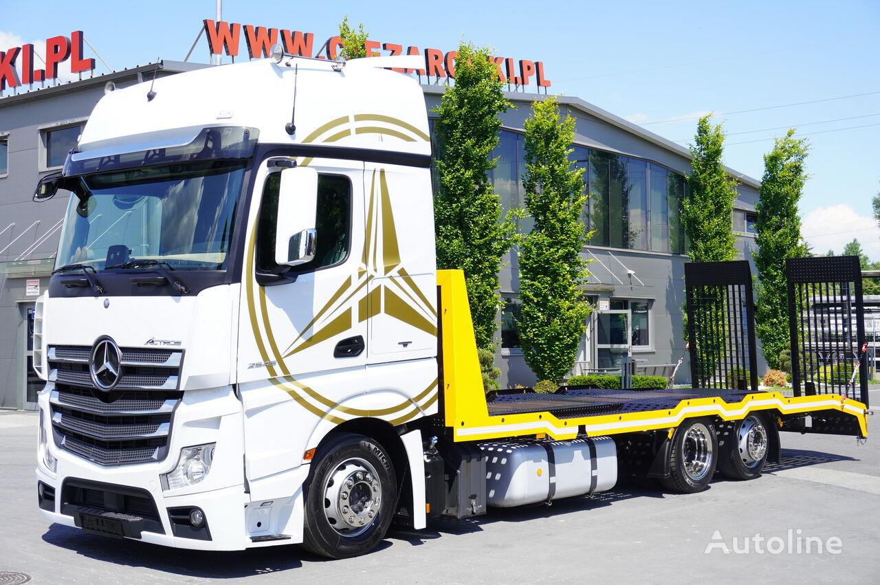 سحب شاحنة MERCEDES-BENZ Actros 2545 , E6 , 6x2 , NEW BODY 2021 , 7.9m , ramps , winch