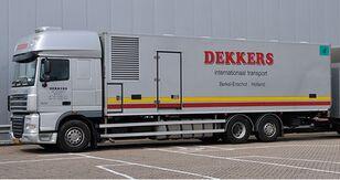 شاحنة نقل الطيور DAF Day-old Chick Vehicle