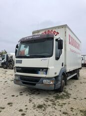 نقل البضائع DAF motrice 2 assi furgone sponda